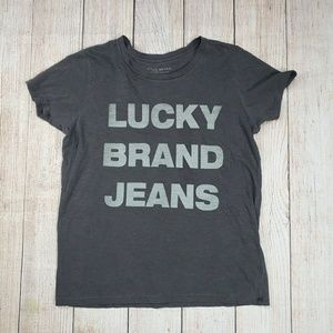 Lucky Brand  Graphic Tees